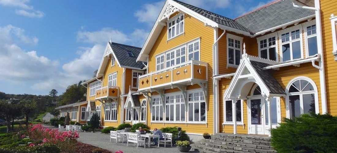 Solstrand Hotel Spa Norway Review By Hilary Finlay